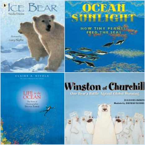 Environment  Ocean wonders: 20 nonfiction picture books about the sea There's a Book for That Nonfiction picture book Wednesday