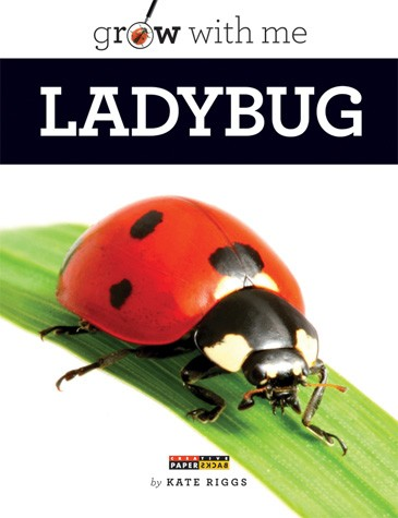 Nonfiction Picture Book Wednesday: Dirt, Roots & Shoots and Ladybugs