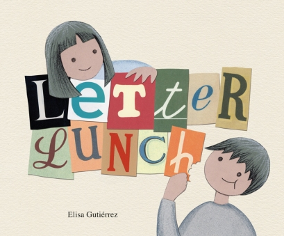 Letter Lunch #IMWAYR There's a Book for That