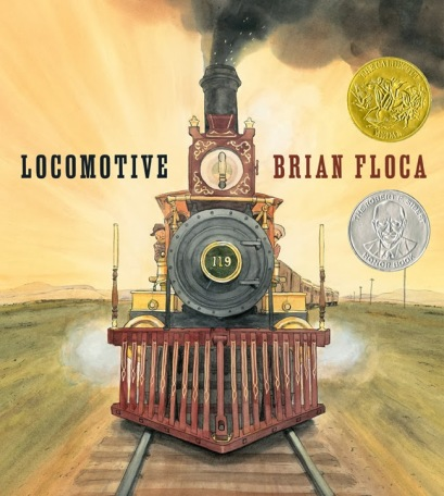 Locomotive #IMWAYR There's a Book for That