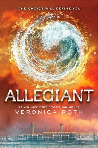 Allegiant #IMWAYR There's a Book for That
