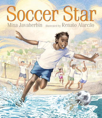 Soccer Star  #IMWAYR There's a Book for That