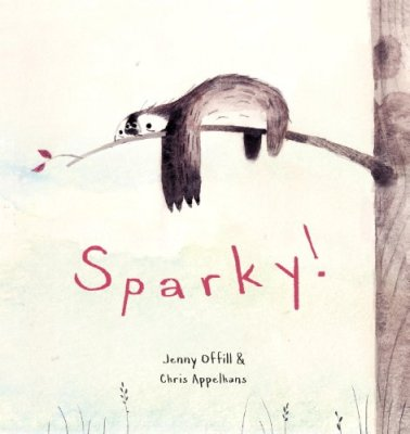 Sparky! #IMWAYR There's a Book for That