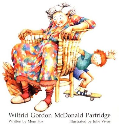 Wilfred Gordon McDonald Partridge Twenty Picture Books that capture the essence of childhood