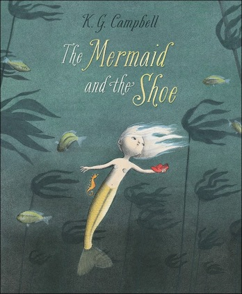 mermaid and the shoe  I wanted to see a whale There's a Book for That