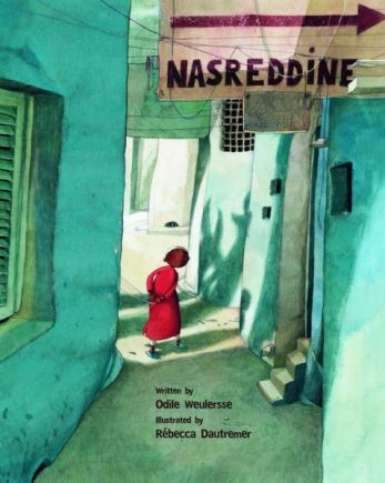 Nasreddine #IMWAYR There's a Book for That