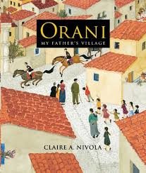 Orani #IMWAYR There's a Book for That