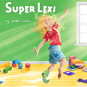 Super Lexi #IMWAYR There's a Book for That