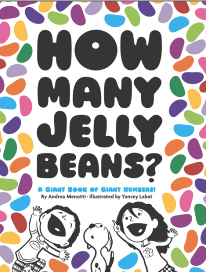 How Many Jelly Beans #IMWAYR May 26th, 2014 There's a Book for That