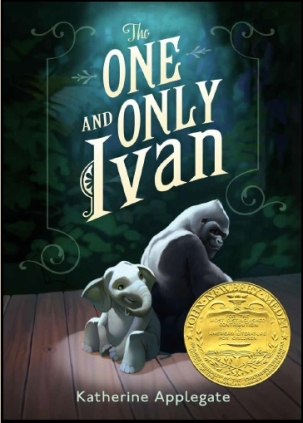 Celebration: Ivan: One, Only, Ours There's a Book for That #celebratelu