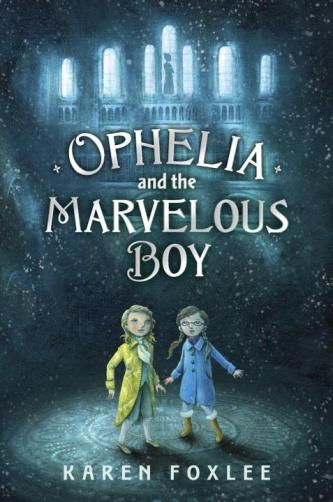 Ophelia and the Marvelous Boy #IMWAYR May 19th 2014 There's a Book for That