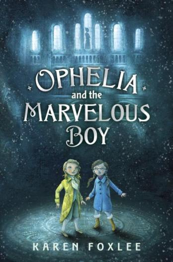 Ophelia and the Marvelous Boy  #IMWAYR May 12th 2014 There's a Book for That