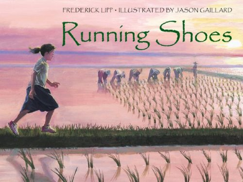 Running Shoes #IMWAYR May 26th, 2014 There's a Book for That