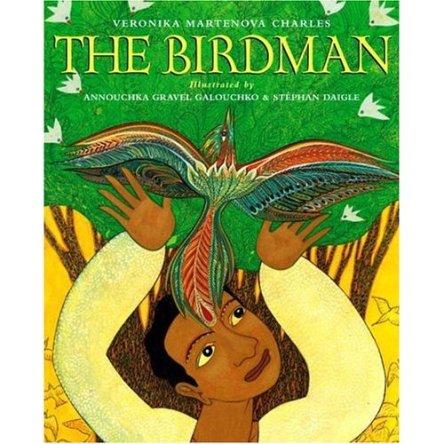 The BirdMan #IMWAYR May 26th, 2014 There's a Book for That