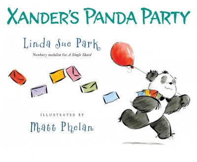 Xander's Panda Party #IMWAYR May 26th, 2014 There's a Book for That