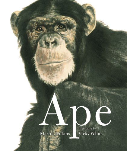 Ape IMWAYR There's a Book for That June 9th 2014