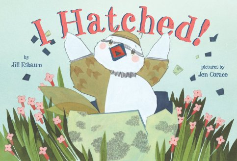 I Hatched! There's a Book for That: IMWAYR Monday June 2nd 2014