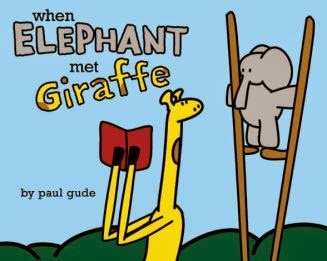 When Elephant Met Giraffe There's a Book for That: IMWAYR Monday June 2nd 2014