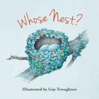whose nest? Nonfiction Picture Book Wednesday: Fascination with nests and eggs There's a Book for That
