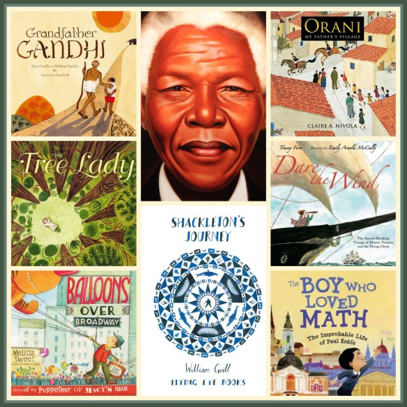Biographies/Memoir Swoon Worthy Nonfiction Picture Books: 25 beautiful titles to entice young readers with stunning illustrations From There's a Book for That