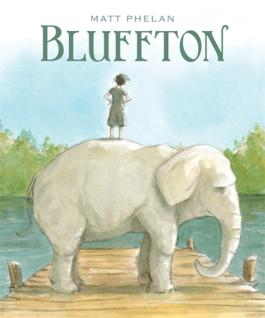 Bluffton  #IMWAYR July 21st 2014 There's a Book for That