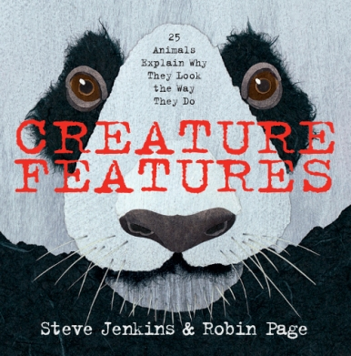 Creature Features #IMWAYR There's a Book for That Monday October 13th 2014