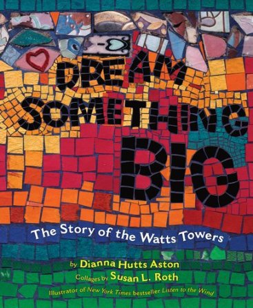 "Dream Something Big NonFiction Picture Book Wednesday: Four ""finally found"" titles"