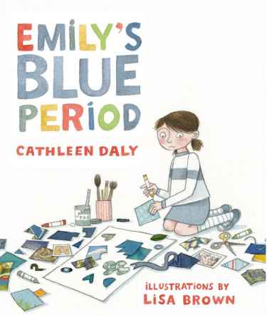 Emily's Blue Period Celebration: Book blogging There's a Book for That