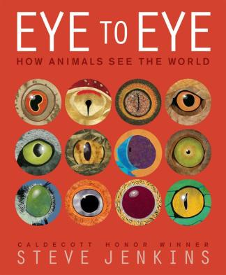 Eye to Eye Nonfiction Picture Book Wednesday: So, I think I might read . . .