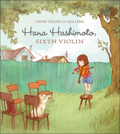 Hana Hashimoto, Sixth Violin #IMWAYR  July 28th, 2014 There's a Book for That