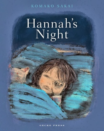 Hannahs Night book cover Komako Sakai