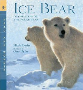 ice bear Endangered Animals: Building a read aloud collection There's a Book for That