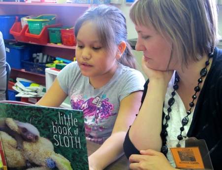 Teaching with a Passion for Nonfiction books: Interacting with nonfiction: getting students reading, thinking and talking together There's a Book for That