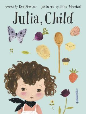 Julia, Child #IMWAYR  July 28th, 2014 There's a Book for That