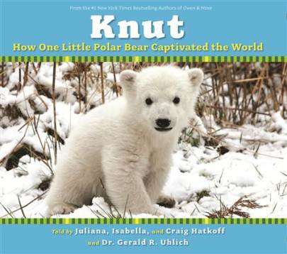 Knut Nonfiction Picture Book Wednesday: Jasper's Story - Saving Moon Bears There's a Book for That