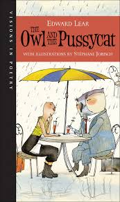 The Owl and the Pussycat #IMWAYR  July 28th, 2014 There's a Book for That