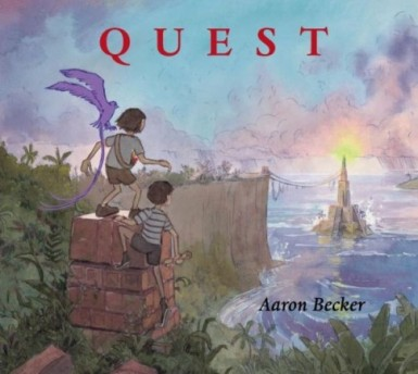 Quest #IMWAYR There's a Book for That Monday October 13th 2014