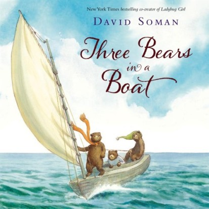 T Three Bears in a Boat Picture Book Wish List: July 2014 There's a Book for That