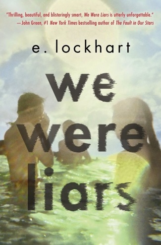 We Were Liars #IMWAYR July 21st 2014 There's a Book for That
