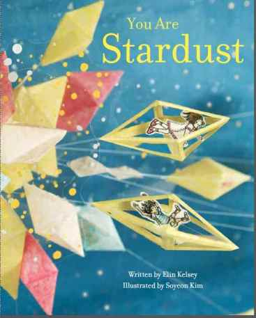 You Are StarDust #IMWAYR  July 28th, 2014 There's a Book for That