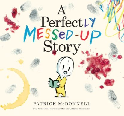 A Perfectly Messed up Story Monday January 26th, 2015 #IMWAYR There's a Book for That