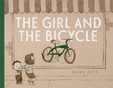 The Girl and the Bicycle #IMWAYR September 1st 2014 There's a Book for That