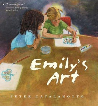 """Emily's Art Do you have a picture book about . . . ? """"Go to"""" Titles #pb10for10 2014 There's a Book for That"""