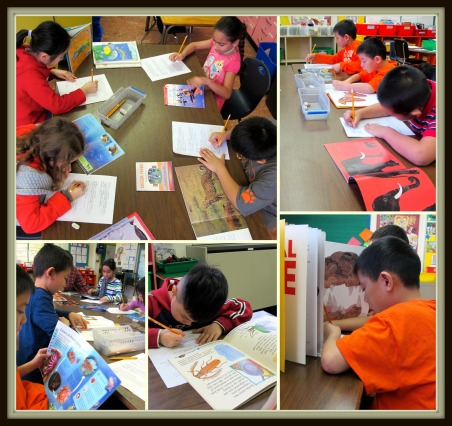 Teaching with a Passion for Nonfiction Books: Reading and Working with the Texts There's a Book for That