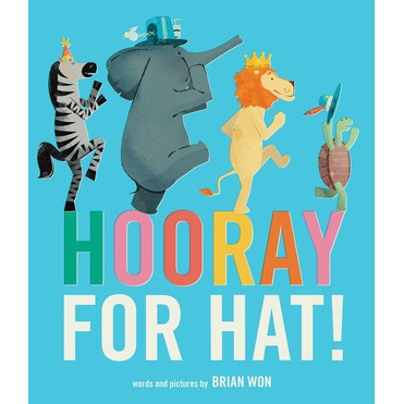 Hooray for Hat  #IMWAYR There's a Book for That August 25th, 2014