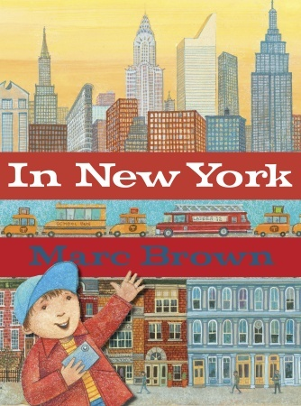 In New York  #IMWAYR There's a Book for That August 25th, 2014