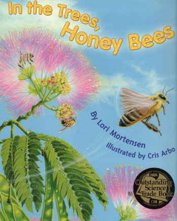 In the Trees, Honey Bees  #IMWAYR Monday August 11th, 2014 There's a Book for That
