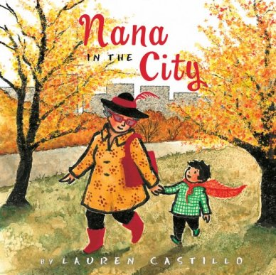 Nana in the City Picture Book Wish List: August 2014