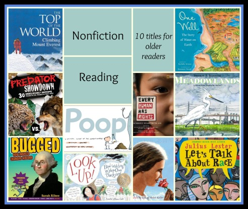 Nonfiction Picture Book Wednesday: Some favourite nonfiction titles for older readers (List 2) There's a Book for That