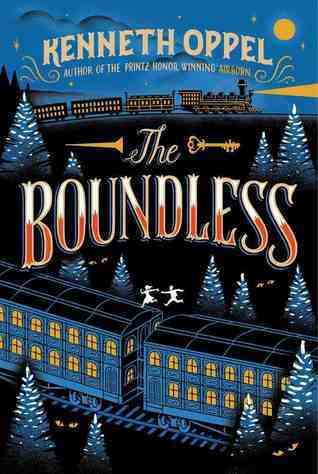 The Boundless  #IMWAYR There's a Book for That